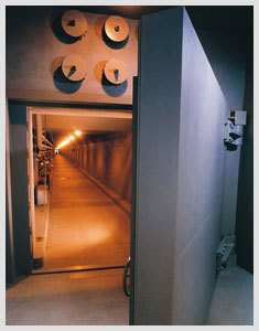 Greenbrier Hotel Underground Vault Bunker Door