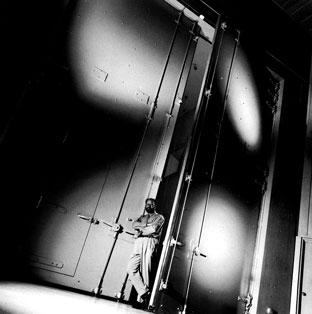 Giant Vault Door