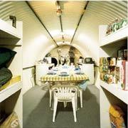 Underground Bomb Shelters