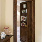 Custom Secret Bookcase Door