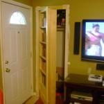 Hidden Swing Out Bookcase Door
