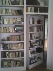 Secret Bookcase Passage