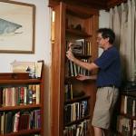 Hidden Bookcase Door How-To