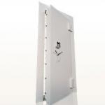 Custom Brown Safe ballistic vault door