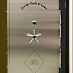 Smith Security Safe Stainless Steel Safe