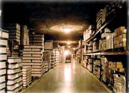 Secure Underground Storage and Private Vaults