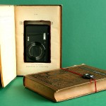 Hollow Book Camera Case