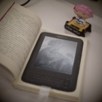 Hollow Book Kindle Case