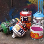 How to make a mini spray paint can stash safe