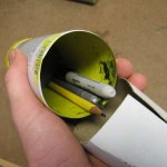 Paint can secret compartment diversion safe