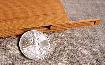 Custom Secret Compartment In Furniture
