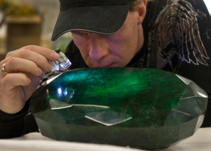 57,500 Carat Emerald, the Worlds Largest