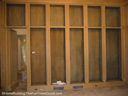 Hidden Bookshelf Door