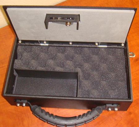 Secure Gun Transporter Vault