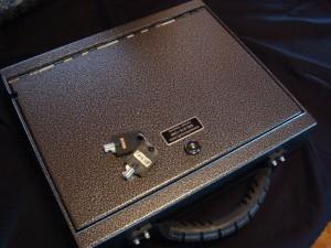 Portable Security Briefcase Safe