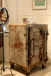 Vintage Mosler Home/Business Safe