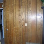 Wooden Hidden Passage Door