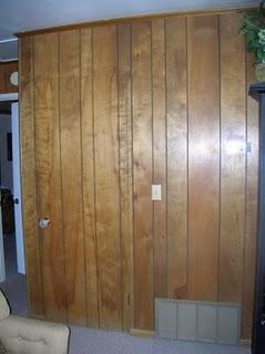 Wooden Hidden Passage Door