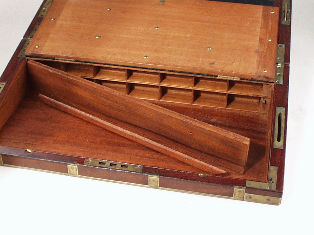 Captain S Box With Secret Compartments And False Bottom