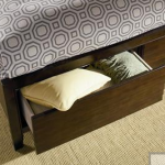 Secret Storage Compartments Under Bed