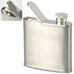 Hidden Cigarette Stash Compartment in Flask
