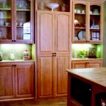Secret walk-in kitchen pantry
