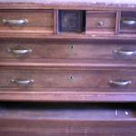 Dresser with Secret Compartment Stash Safe