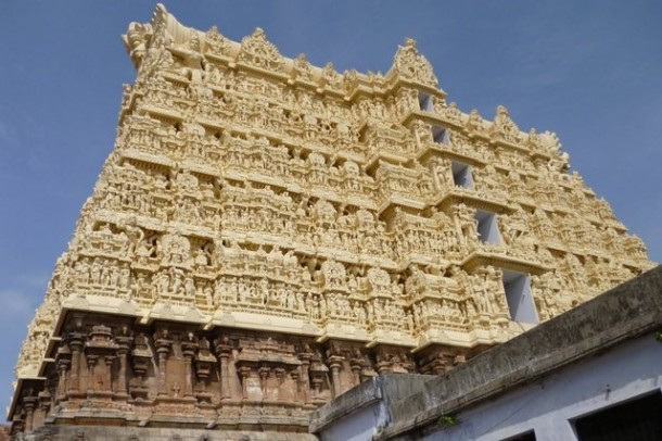 $22 Billion Treasure Stash Was Found in this Indian Temple