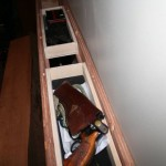 Custom Hidden Compartment Furniture Bed