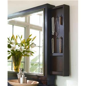 Dresser Mirror With Hidden Jewelry Storage Stashvault