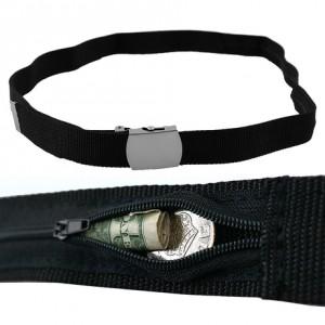Secret Stash Pocket Belt