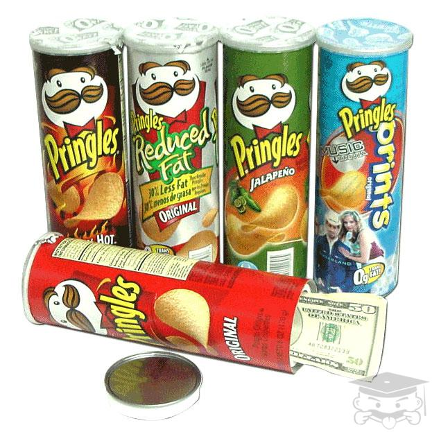 pringles secret compartment stash can stashvault