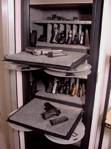 Hidden Compartment Reel To Reel Safe