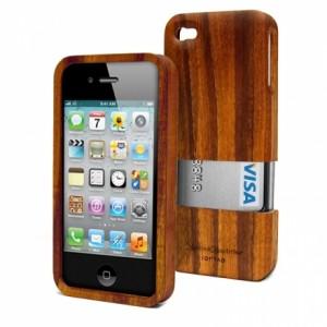 Hidden Card Compartment in iPhone Case