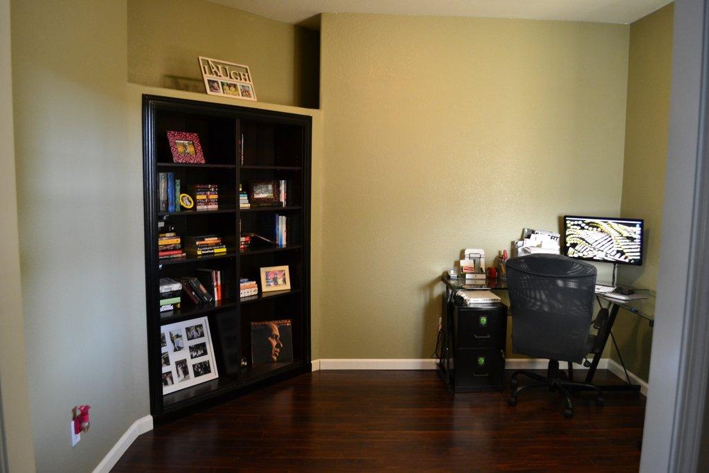 Secret Bookcase Door To Gun Safe Room Stashvault
