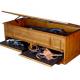 Long Gun Storage in Hidden Compartment Furniture