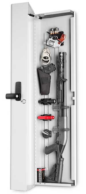 Rapid Access Defense Weapons Storage