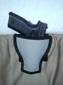 Hidden Gun Holster for Mattress