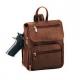 Hidden Pistol Packing Backpack