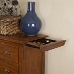 Hidden Jewelry Drawer in Gentleman's Chest/Dresser