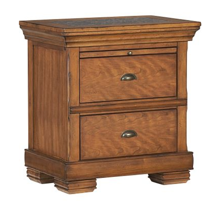 Hidden Compartment Nightstand Furniture Stashvault