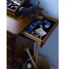 Hidden Side Drawer in Dresser