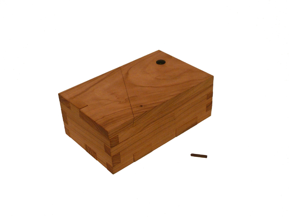 Wooden Puzzle Lock Box, Wooden, Free Engine Image For User Manual ...
