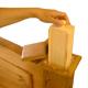 Hidden box in bedpost