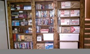 How-to Hidden Bookshelf Passage