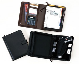 Task Organizer with Concealed Carry Pistol Compartment