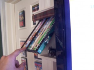 Movie Boxes Hide Secret Compartment