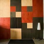 Passage Hidden in Modern Wall