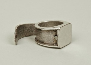 Secret Compartment Ring