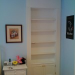 Secret Bookshelf Door Opens to Hidden Room